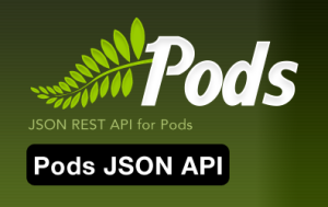 Pods JSON API