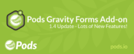 Gravity Forms Add-on 1.4 Release